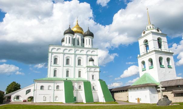 Псков - Изборск - Печоры (1 день)