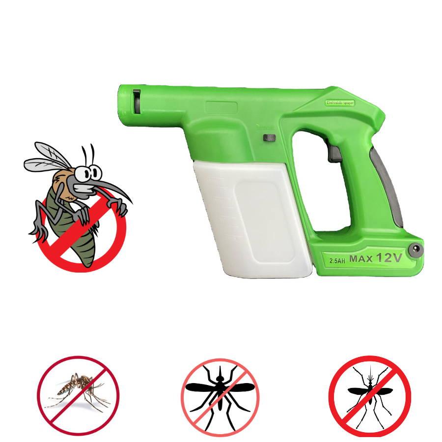mosquito fogger, insect fogger, black flag fogger,