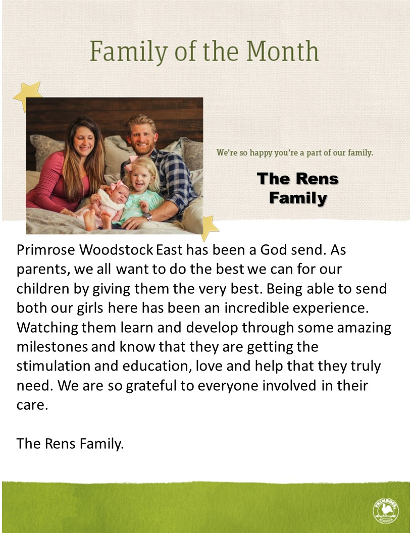 The Rens Family