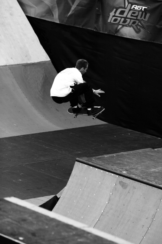 Doug Brown Pro Skateboader