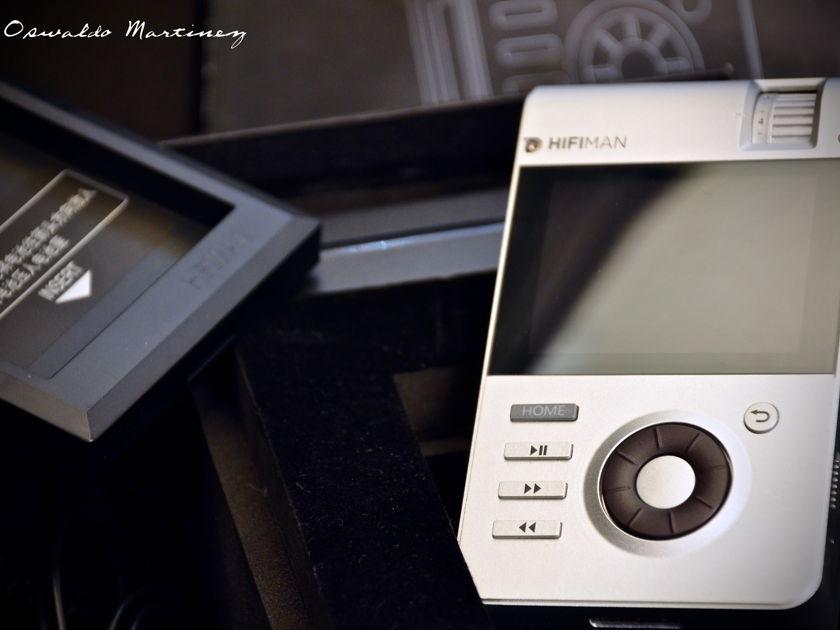 HiFiMAN HM-901s Hi-Res Digital Audio Player
