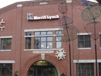 The Merrill Lynch branch in Portland, Maine.