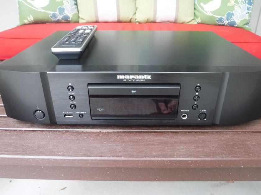 Marantz CD6005 nice CD player