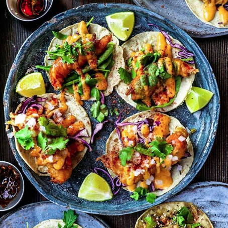 Tacos by Clerkenwell Boy