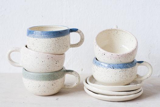 Чайная пара «Перепелка»