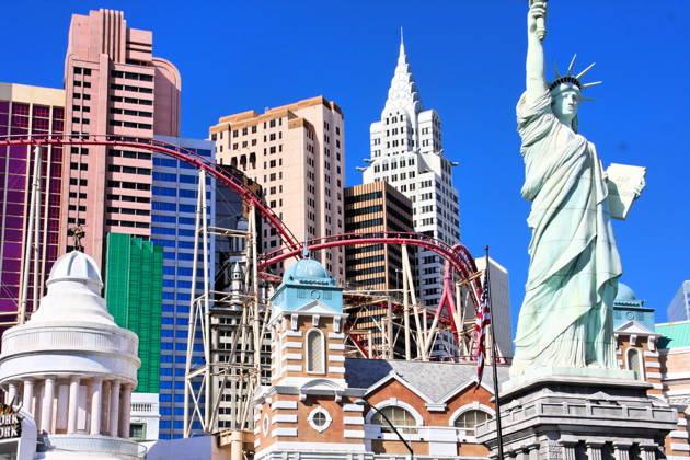 Обзорная экскурсия по Лас-Вегасу