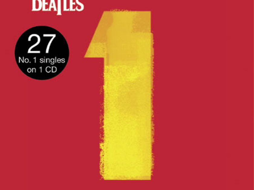 The Beatles - The Beatles 1 Japanese Pressing