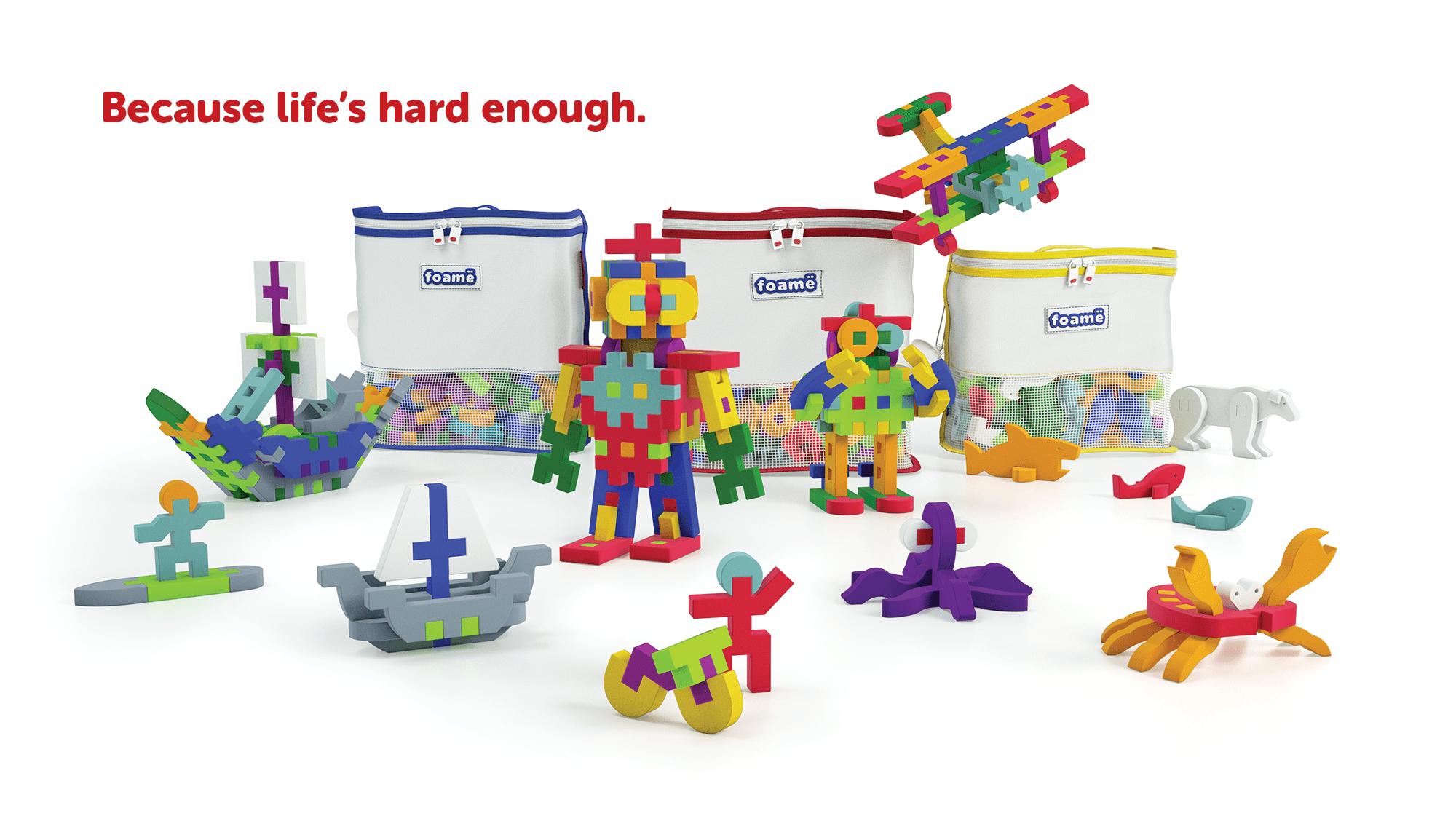 Foame Toys