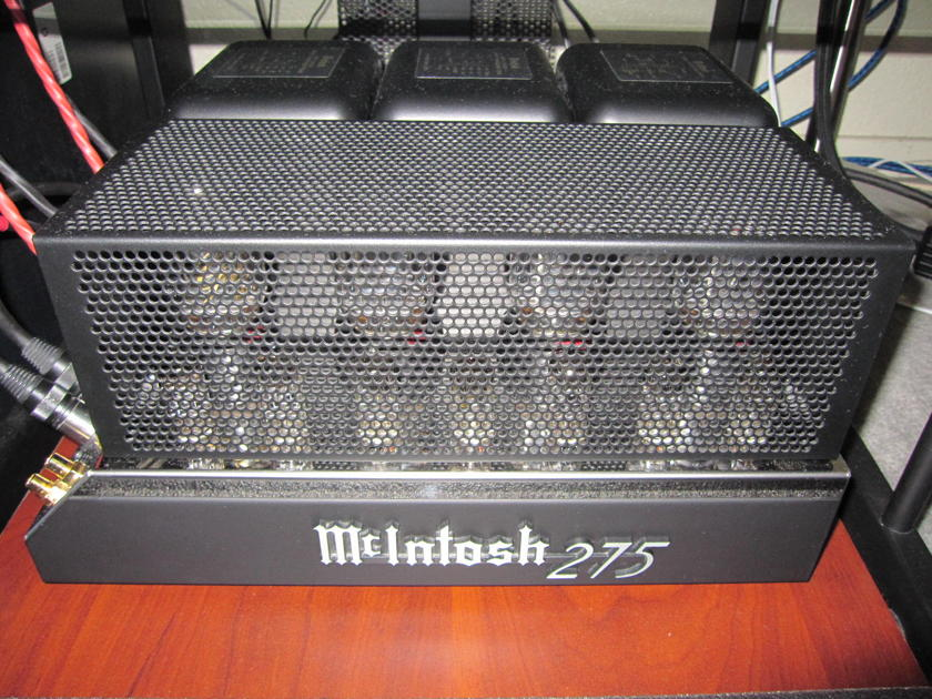 Mcintosh MC275 Mark V Legendary tube amplifier