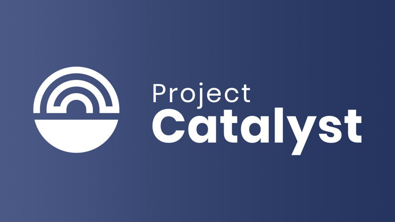 Project Catalyst; introducing our first public fund for Cardano community innovation