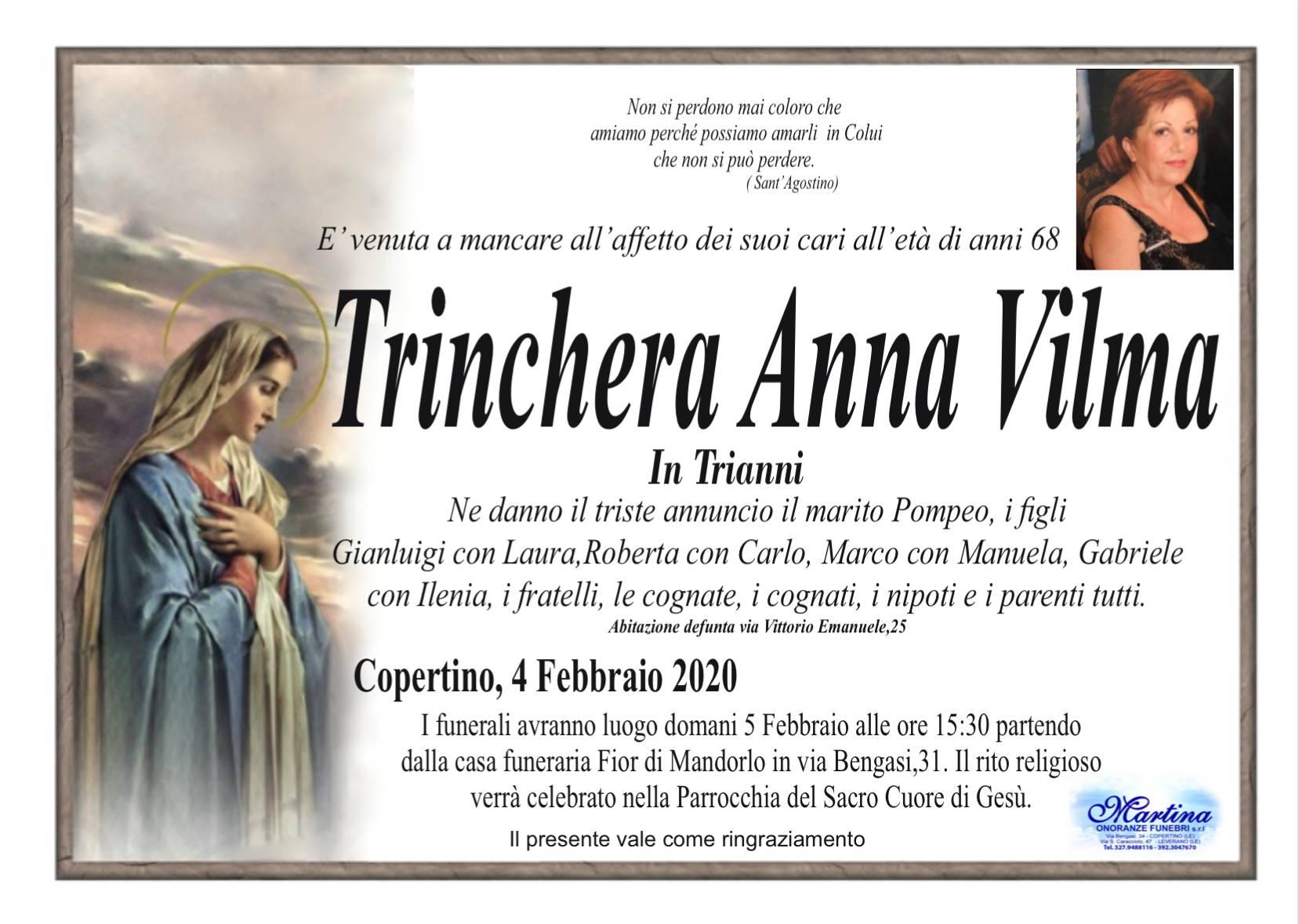 Anna Vilma Trinchera