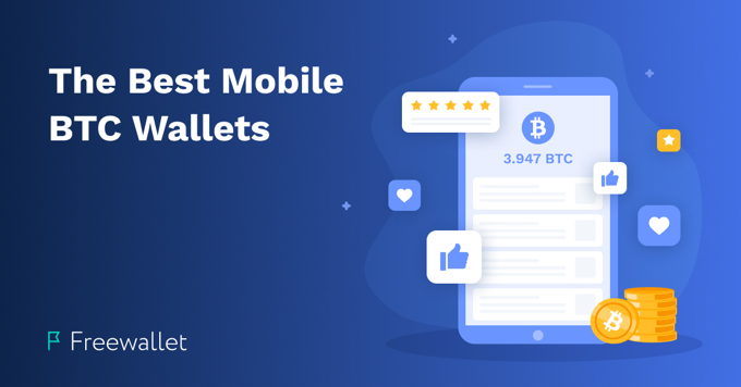Top Mobile Bitcoin Wallets for iPhone and Android