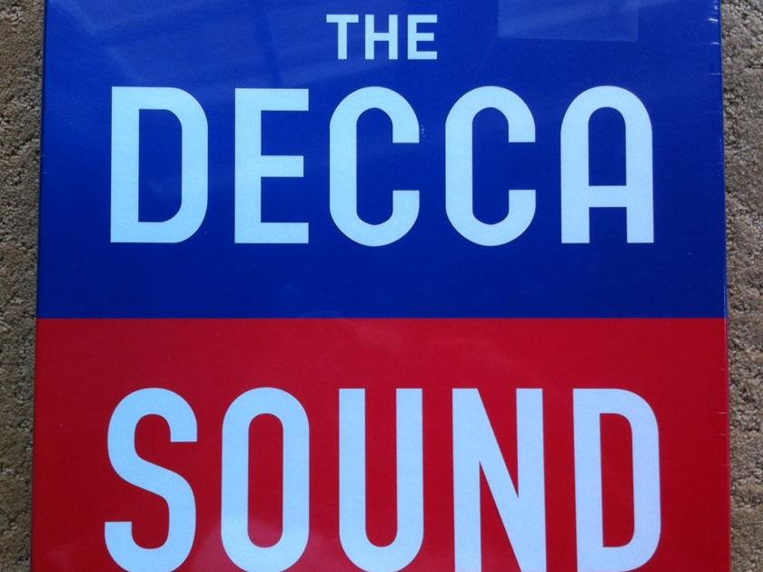 Classical Composers - Decca Sound  6 LP Box Set (Sealed)