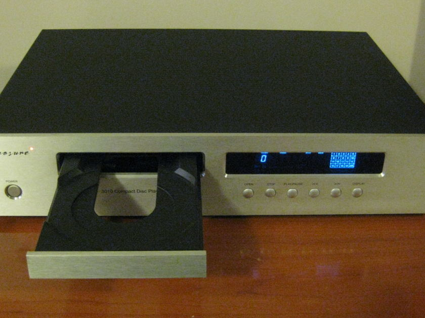 Exposure Electronics 3010 CD Player.