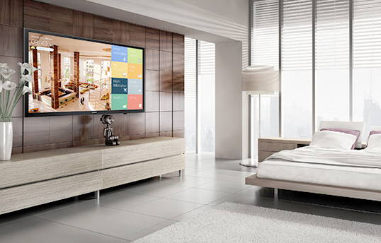 """Samsung HG32NJ470NFXZA 32"""" Hotel hospitality TV 470 Series features and befits compared to consumer televisions"""