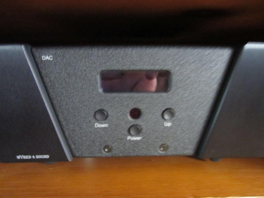 Wyred 4 Sound DAC-2 DSDse current model