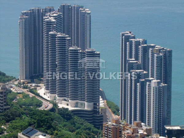 Hong Kong - bel air properties for sale