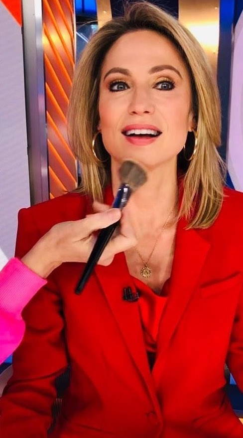 amy robach from good morning america