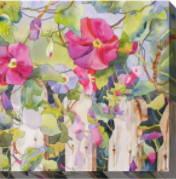 Garden Canvas Art