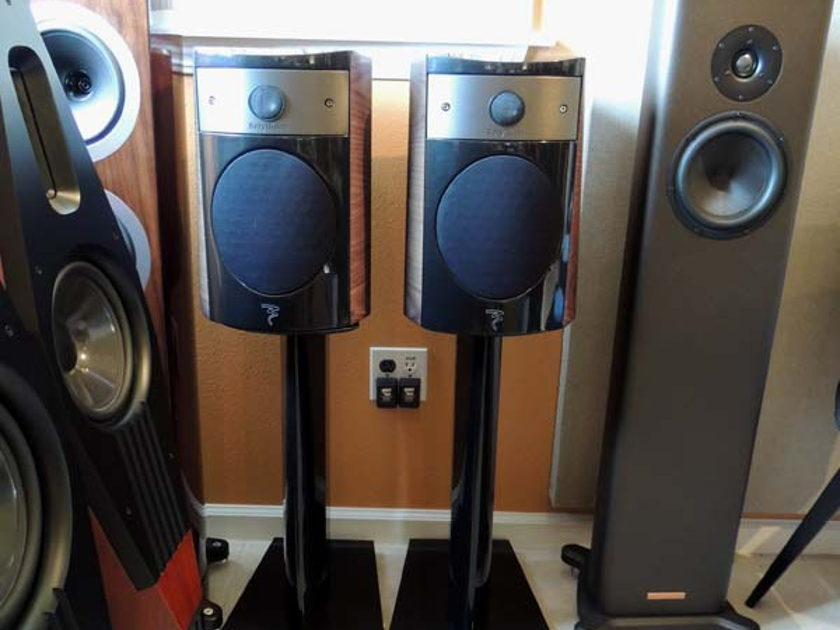 FOCAL ELECTRA Be's w/ Custom Stands, Cust. Trade,  Matching Sub also available!