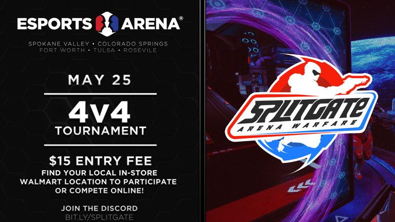 Matcherino - Splitgate Tournament - 6/29 - Overview