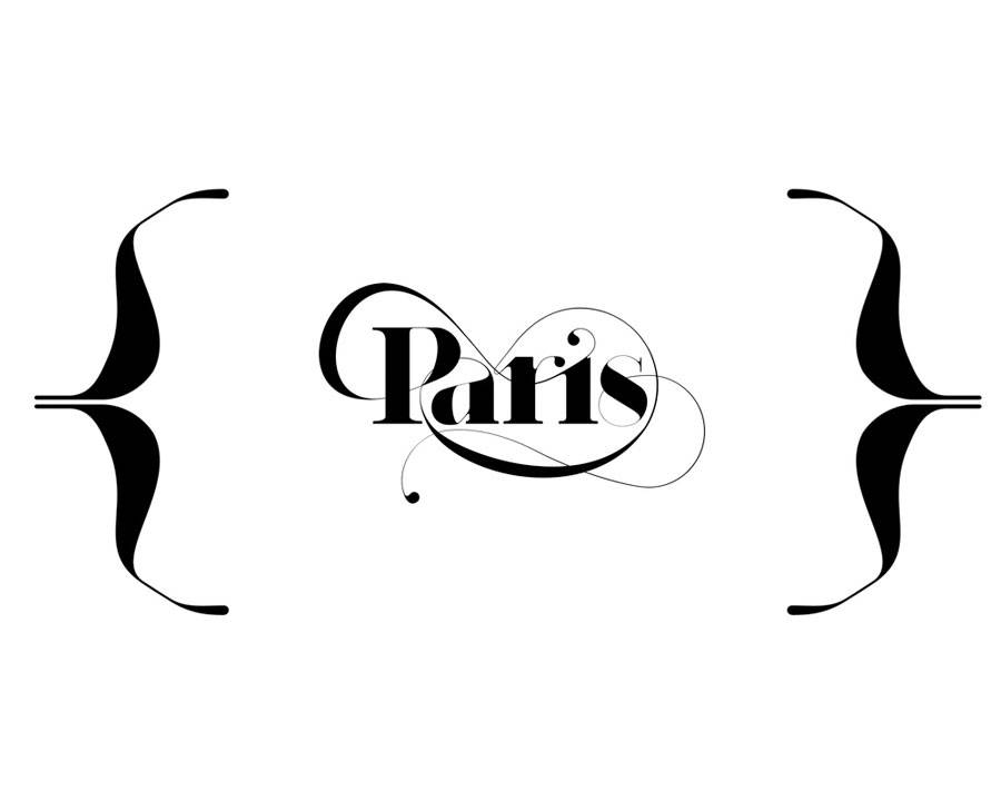 Paris Typeface - Amazing typeface for Fashion magazine