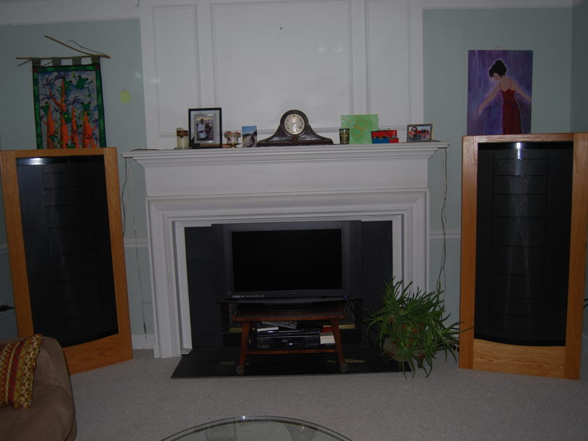 Martin Logan CLS II Electrostatic Transducer Speakers