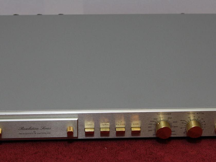 Fm Acoustics FM 222 MkI  VERY RARE