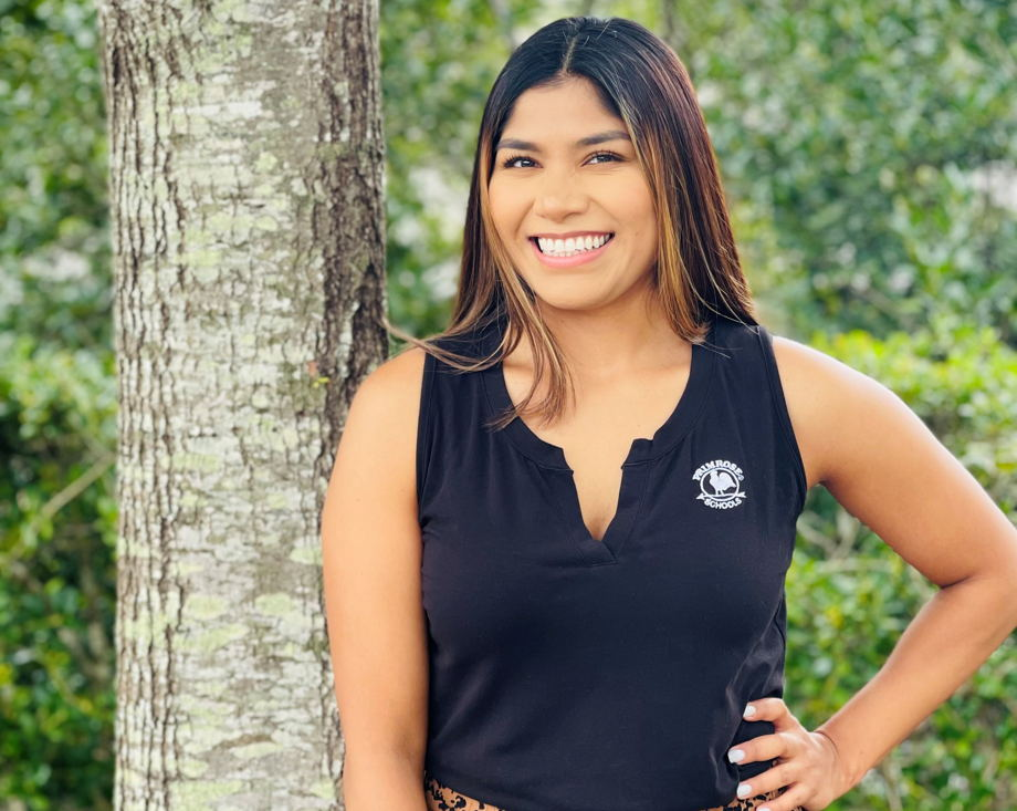 Ana Robles , Admissions Director