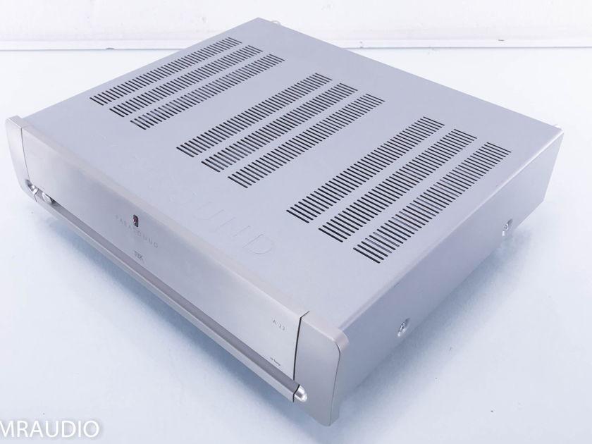 Parasound A23 Stereo Power Amplifier; A-23 (11234)