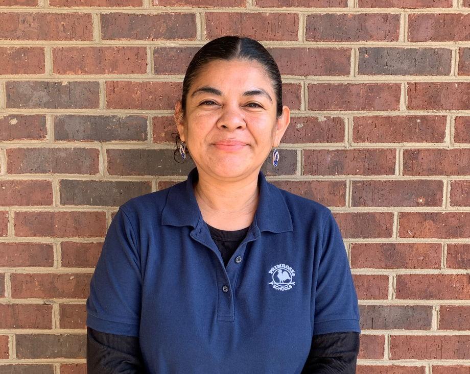 Ms. Vilma Abello , Support Teacher