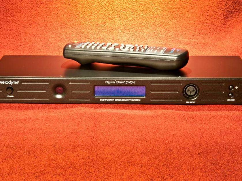 Velodyne Digital Drive SMS-1 Subwoofer Management System