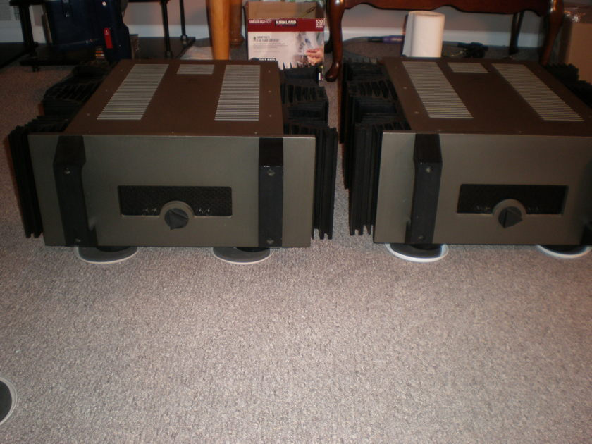 GRYPHON REFERENCE ONE  MONOBLOCKS