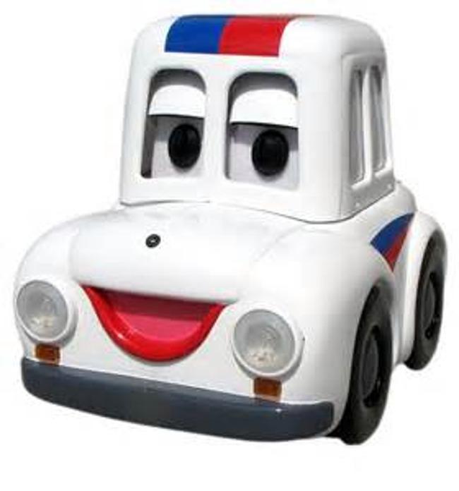 A picture of Otto the Auto