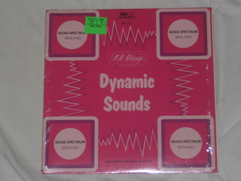 101 Strings - Dynamic Sounds Audio Spectrum QS-20