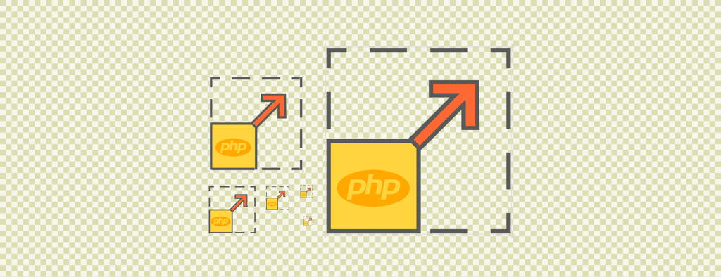 PHP Image Resizing & Optimization