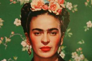 Famous Bis: Frida Kahlo