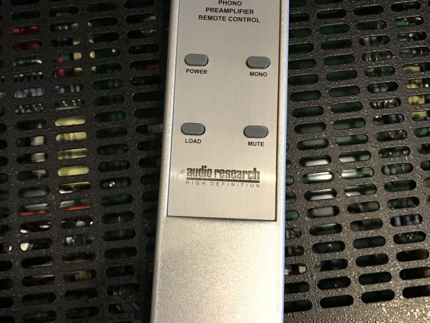 Audio Research PH-6 50hrs, original owner