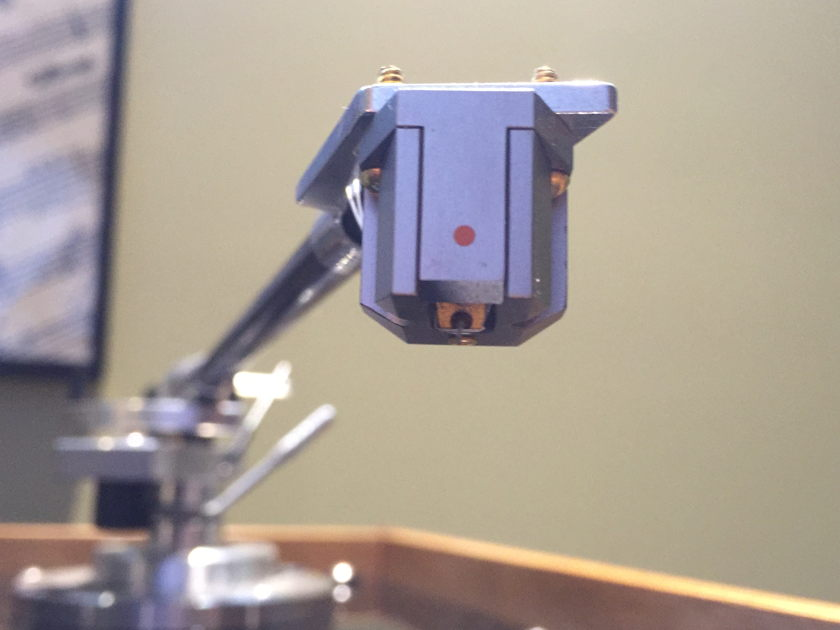 Shelter Model 7000 Low-Output Moving Coil Cartridge - Super clean