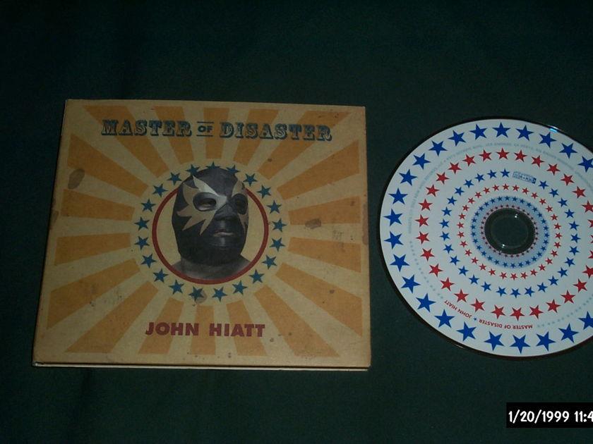 John Hiatt - Master  Of Disaster SACD Hybrid NM