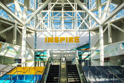 Inspire Event Graphics