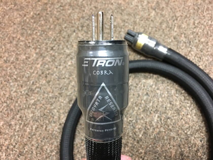Shunyata Research Cobra Ztron C15/15 amp 1.75mt
