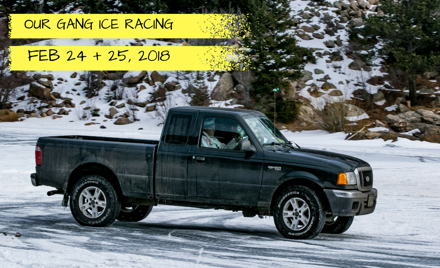 Our Gang Ice Racing 2018 - Week 5 - CANCELLED