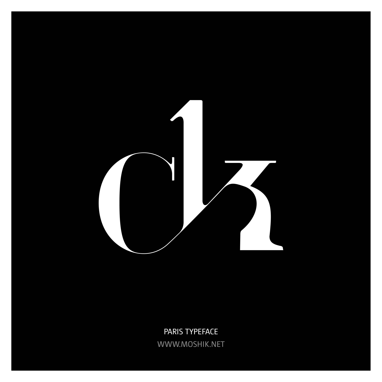 Paris Typeface, ck ligature, LOVE, SEXY FONT, BEST FONT 2021, Moshik Nadav, Beautiful fonts, Must have font, swashes, ligatures