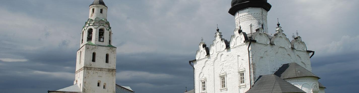 Славный остров - град Свияжск (выездная экскурсия на остров Свияжск)