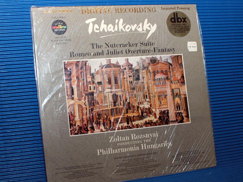 "TCHAIKOVSKY / Rozsnyai  - ""Nutcracker Suite"" -  M&K 1979 dbx encoded Sealed"