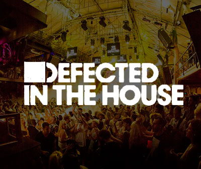 Defected in the house at Eden Ibiza, party calendar 2020 Ibiza