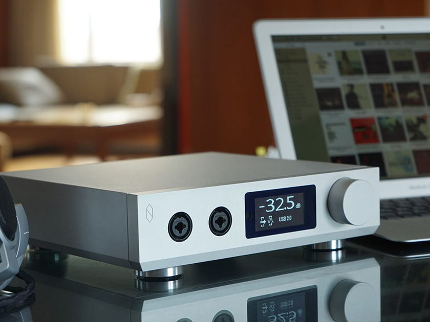 COS H1 dac/pre/headphone amplifier