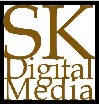 SK Digital Media Logo