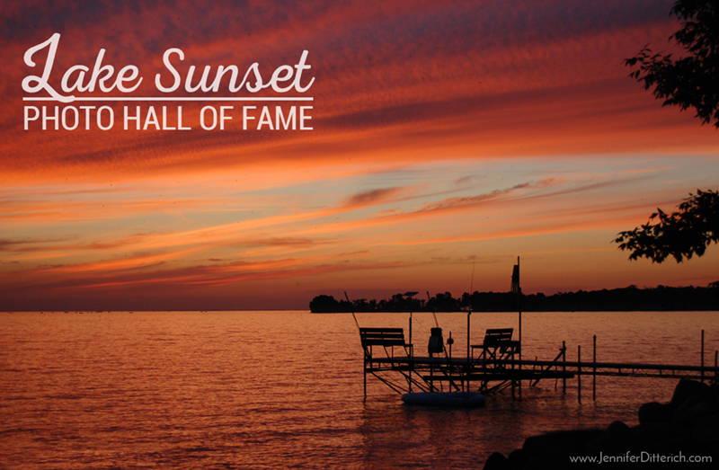 Lake Sunset Photos and Prints
